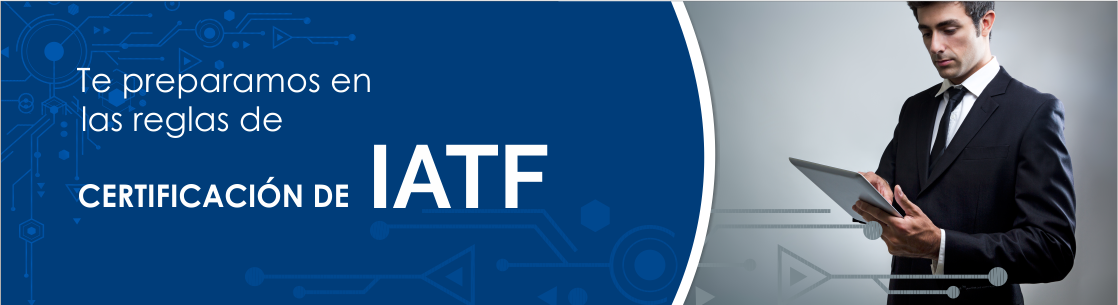 Certificación de IATF